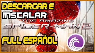 Descargar e Instalar The Amazing Spider-Man 2 PC Full Español | Torrent | 1 Link