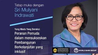 Kuliah Umum Sri Mulyani Indrawati