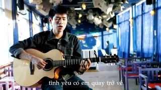 Anh sẽ quên - Guitar cover - Phước Hạnh Nguyễn