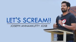 Let's Scream!!