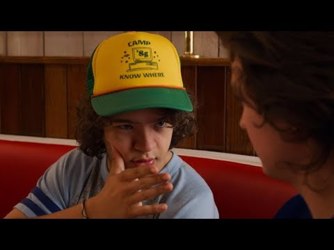 Download Stranger Things S3E2 - Dustin Tells Steve About The Russians