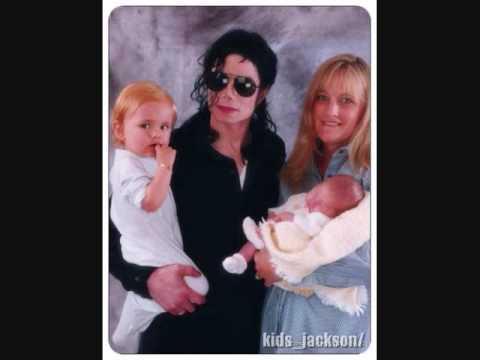 Did Michael Jackson Dye His Son's Hair?