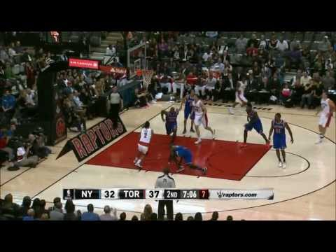 Landry Fields with the Nasty Crossover!