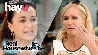 The Richards Sisters Talk it Out | The Real Housewives of Beverly Hills | Season 5