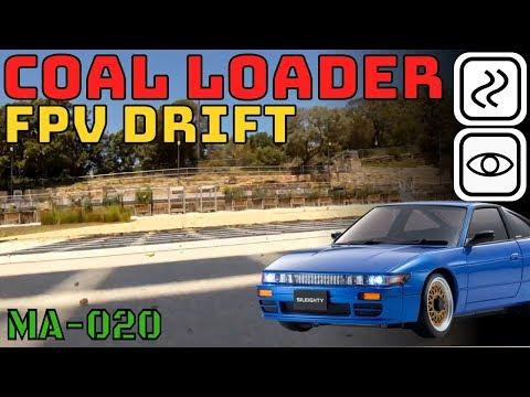 FPV Drifting with AWD Mini-Z