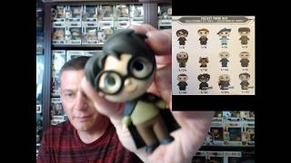 omg new harry potter mystery mini series 3 unboxing video
