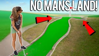 Lucky Mini Golf Hole In One and Struggle Bus Rides!