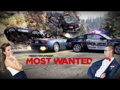 Need for Speed: Most Wanted ☆ Karolina za kierownicą ㋡ MafiaSolec