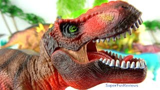 Kids Favorite Dinosaur Toys - Learn Dinosaur Names - Fun and Educational