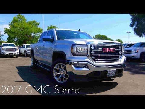 2017 GMC Sierra SLT 1500 5.3 L V8 Road Test & Review