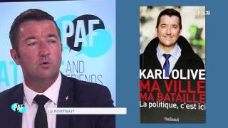 PAF – Patrice and Friends – Emission du samedi 10 septembre 2016