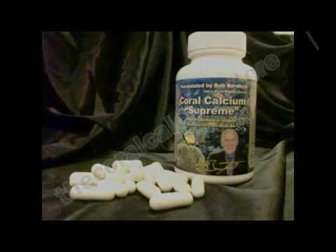 Bob Barefoot Coral Calcium Supreme.mpg