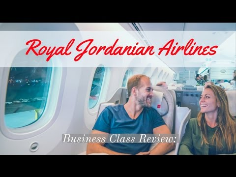 Business Class Review: Royal Jordanian Airlines 787-Dreamliner Crown Class