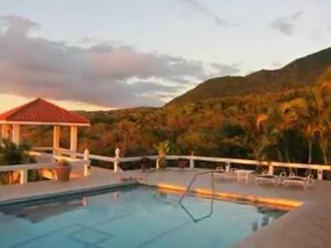 Montserrat Ocean View House