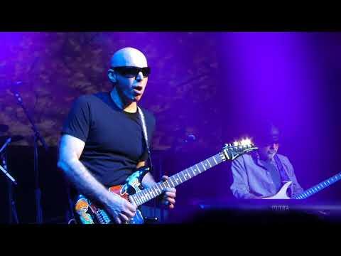 Joe Satriani - Cherry Blossoms - G3 2018
