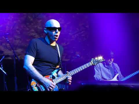 Joe Satriani - Cherry Blossoms - G3 2018