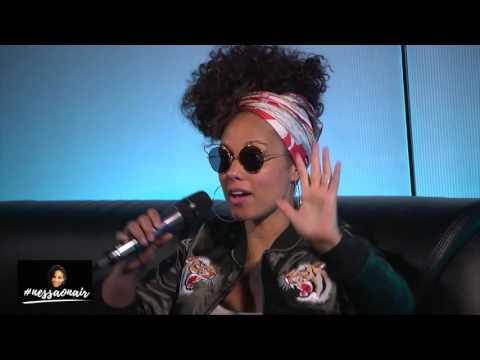 Alicia Keys on Date Nights w/Swizz, Beats from Egypt + Being Insecure