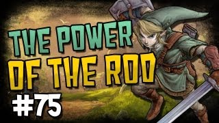 Zelda Twilight Princess - THE POWER OF THE ROD | Walkthrough Part 75