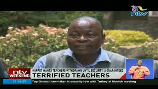 KUPPET wants TSC to withdraw teachers from Northern Kenya