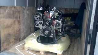 Двигатель Cummins ISF 3.8 в сборе на ГАЗ 33104 Валдай(, 2012-11-29T11:55:52.000Z)