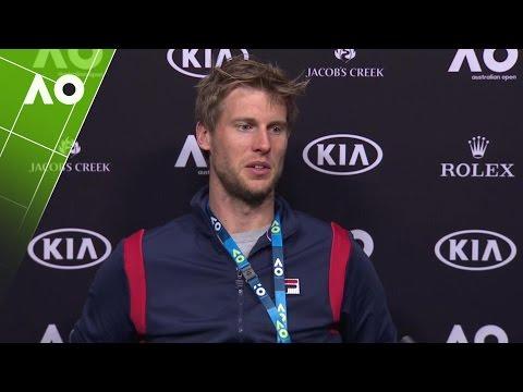 Andreas Seppi press conference (2R) | Australian Open 2017