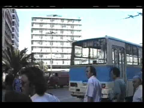 Athens and surrounding areas in Greece  early 1990s - Pt 1