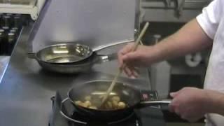Quick, Healthy Recipe; Manx Queenie (queen Scallop) And Chorizo