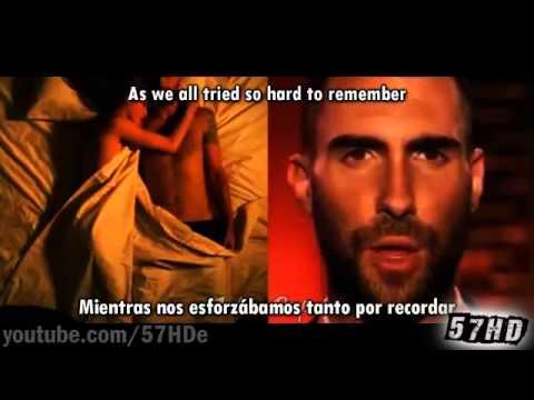 Goodnight goodnight - Maroon 5 español inglés