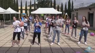 L'inno dell'ORES ballato dai ragazzi dello Start... Animazione
