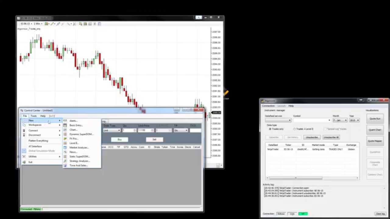 How to Use NinjaTrader 8 – Complete Beginner's Tutorial / Guide for Traders