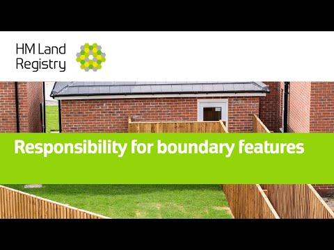 Responsibility For Boundary Features: Boundaries Part 3
