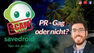 Savedroid - Scam Made in Germany?