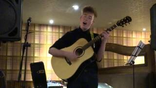 Jeely Piece Song Blair Davie The Tavern Perth Perthshire Scotland