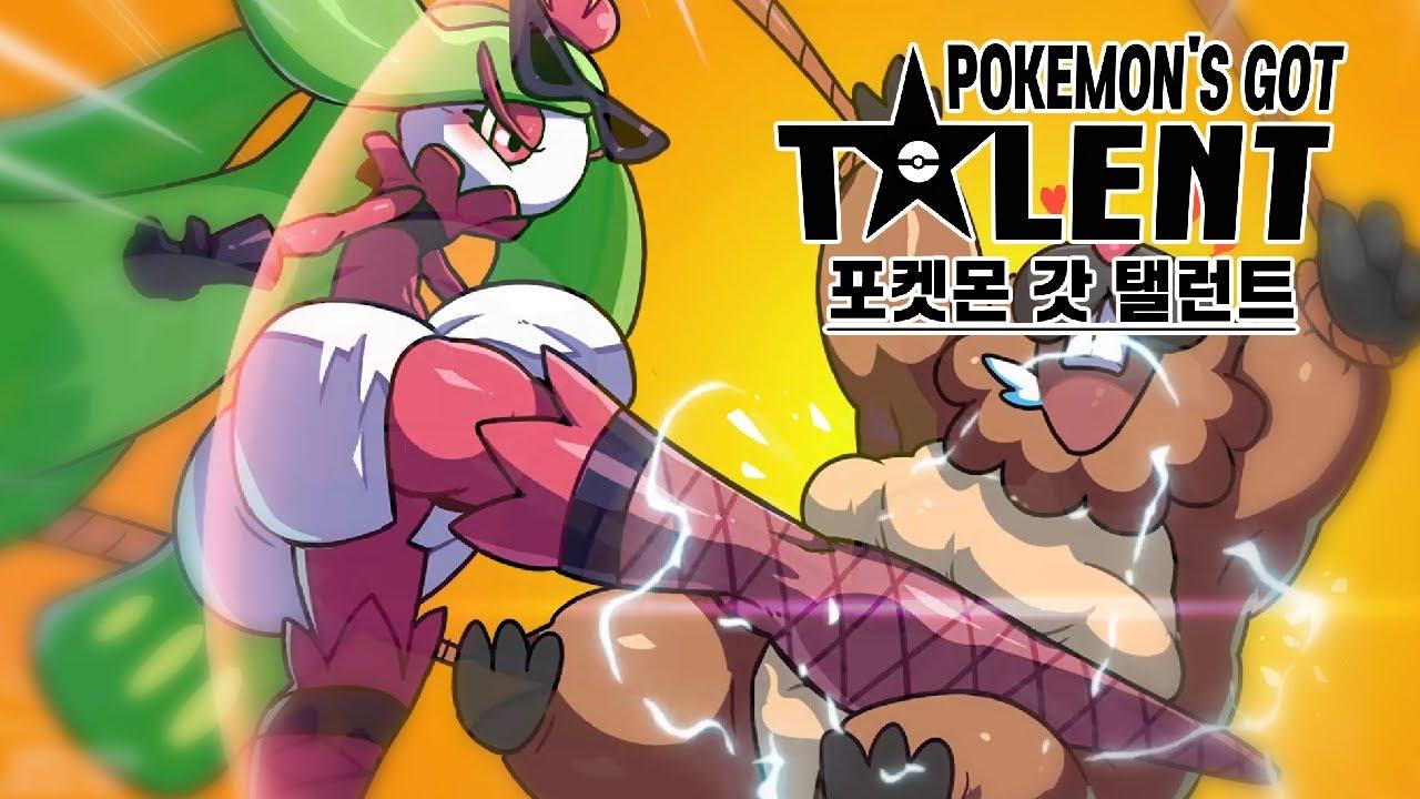 포켓몬 갓 탤런트 ( Pokemon X Got talent ) ENG CC