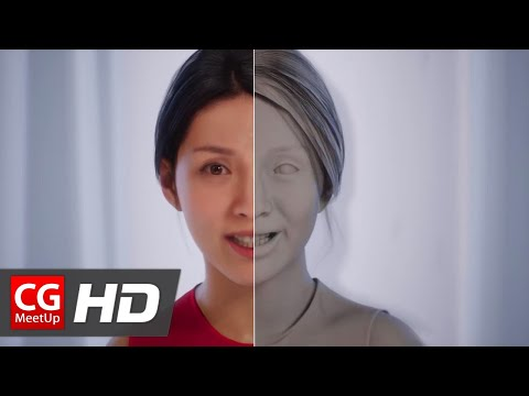 "CGI Real-Time Digital Character ""Siren"" by Unreal Engine 