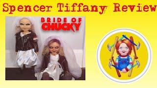 Custom Spencer Tiffany Doll Review