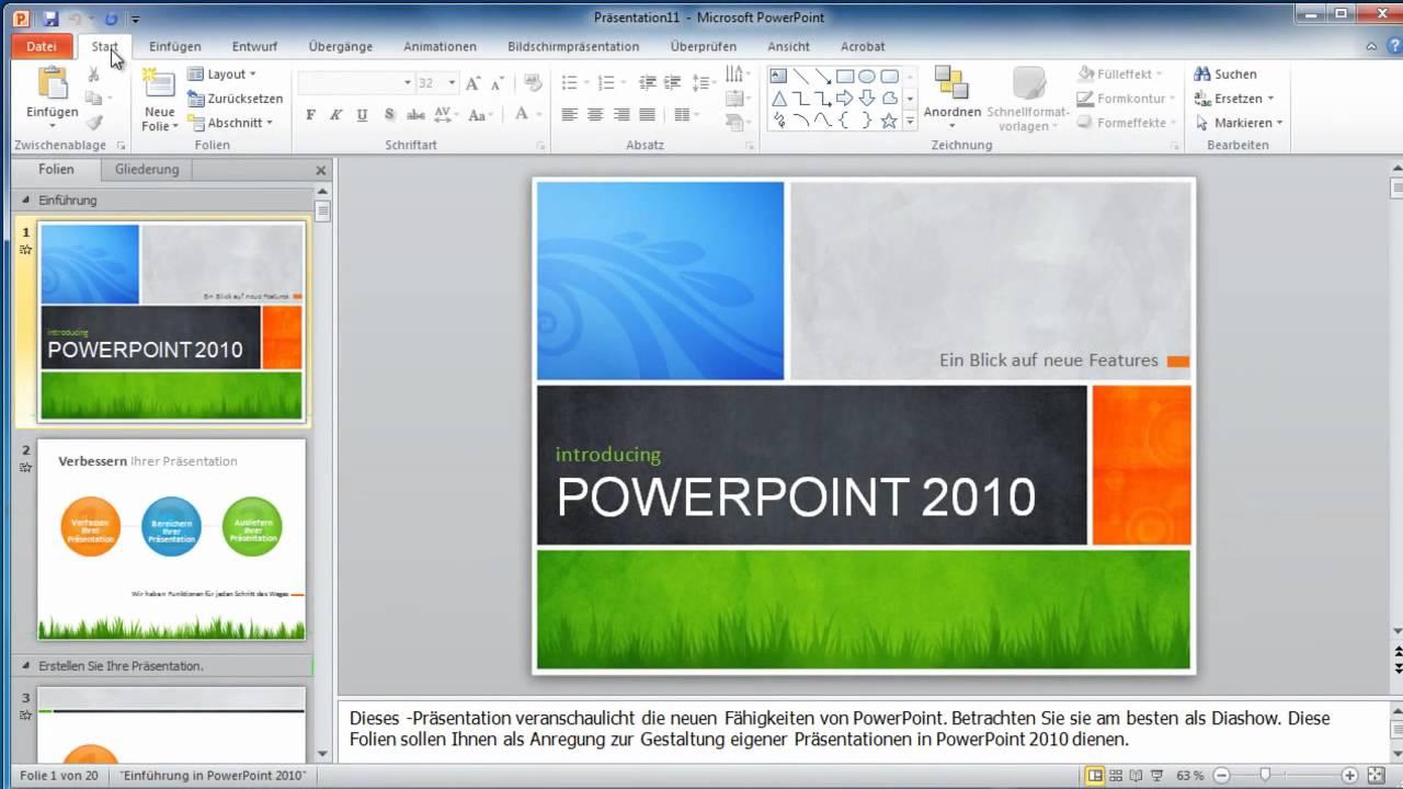 Power Deutsch