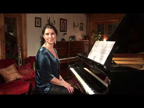 The Winner Takes It All ABBA (Piano Cover) Ulrika A. Rosén, piano.