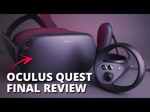 Our Final Oculus Quest Review (After 1 Month)