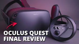 our final oculus quest review after 1 month