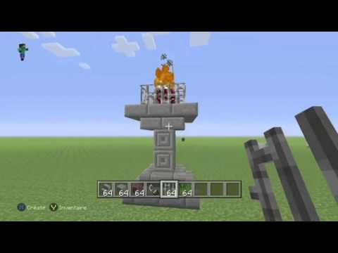 Tuto minecraft xbox one d coration d 39 ext rieur youtube for Decoration xbox one