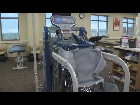 Anti-Gravity Treadmill Offers Quicker Recovery From Injuries