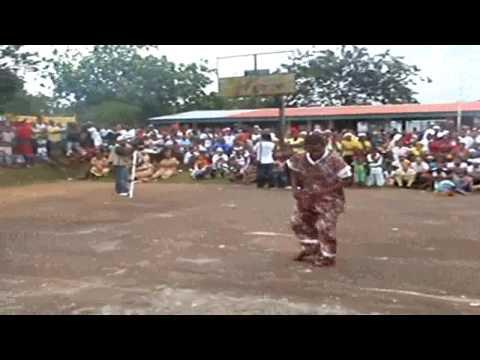 Orinoco main event, Festival Garifuna, Nicaragua