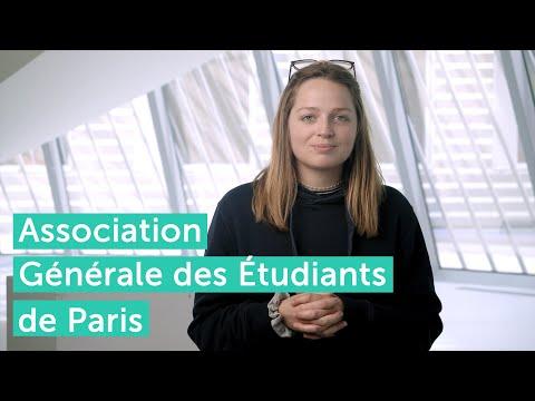 Association Générale des Étudiants de Paris