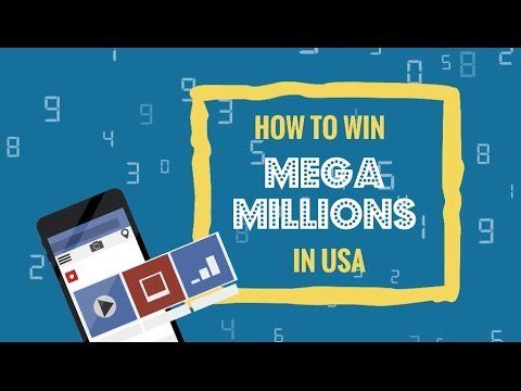 How to Win Mega Millions Jackpot 2017 - Best Way