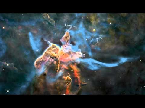 The Carina nebula ( The Best Video You Ever Seen )