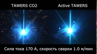 Active TAWERS CO2 - Технология сварки в среде CO2 (углекислого газа)(Новая технология сварки Active TAWERS CO2 Process по сравнению со стандартной технологией TAWERS CO2 Process Одной из самых..., 2016-03-25T09:11:59.000Z)