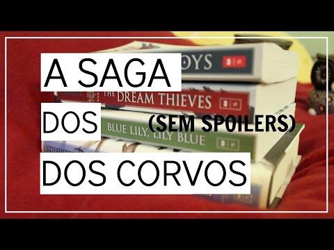 RESENHA + DISCUSSÃO (SEM SPOILERS): A Saga dos Corvos, de Maggie Stiefvater | RAPOSISSES