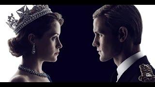 Корона - дорогущая британская драма от Netflix