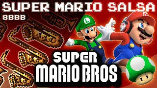 Super Mario Bros. - Salsa Big Band Version!  (The 8-Bit Big Band)